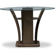 gemini gray counter height table