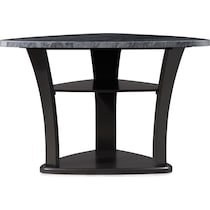 gibson gray dining table
