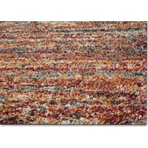 granada red red area rug ' x '