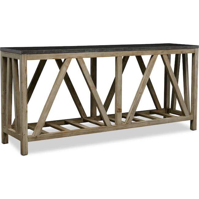 Accent and Occasional Furniture - Grandin Sofa Table