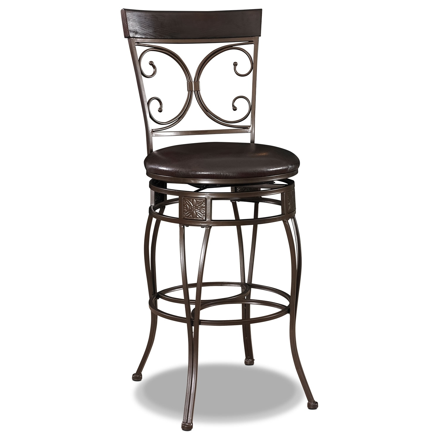 Accent and Occasional Furniture - Grandview Bar Stool