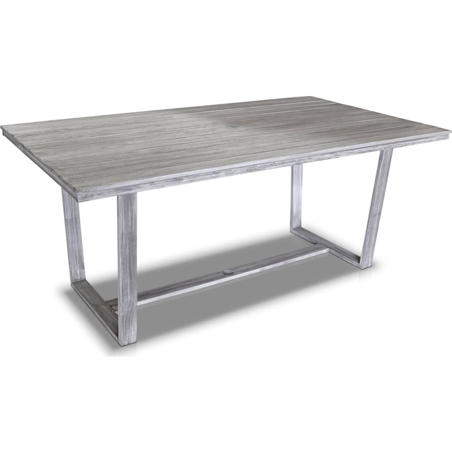 Outdoor Furniture - Grenada Outdoor Rectangular Dining Table