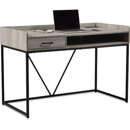 Gwen Desk - Gray
