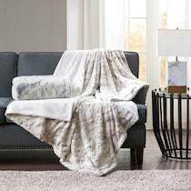 hadley light brown blanket