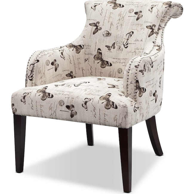 Living Room Furniture - Hampton Accent Chair