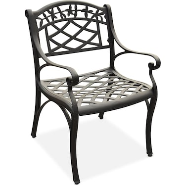 Hana Outdoor Arm Chair