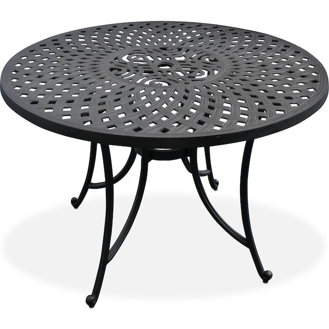 "Outdoor Furniture - Hana Outdoor 42"" Dining Table"