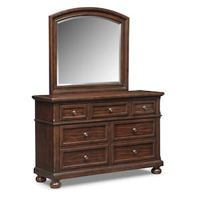 Hanover Youth Dresser and Mirror