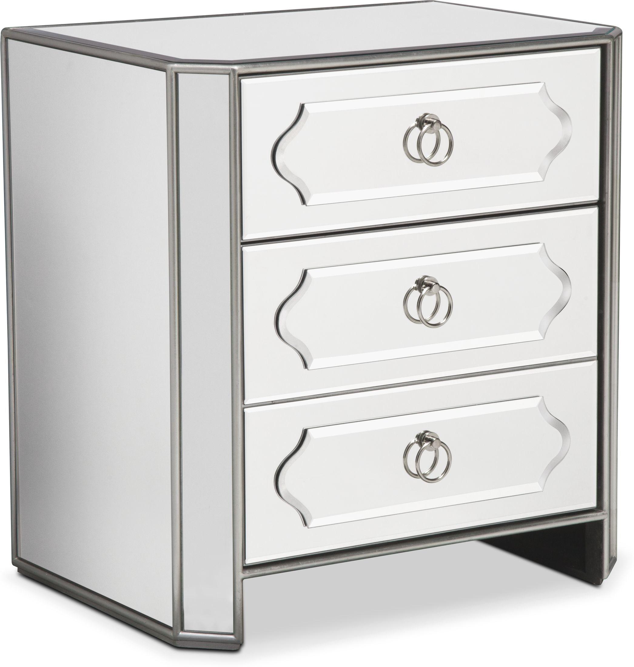 Bedroom Furniture - Harlow Bedside Chest