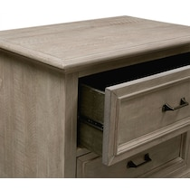 harrison gray nightstand
