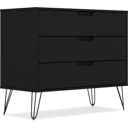 Harvard Dresser - Black