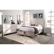 hazel  pc king storage bedroom room image