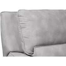 holden gray  pc power reclining sofa