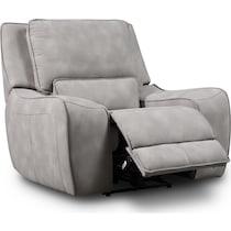 holden gray power recliner
