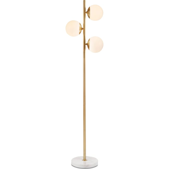 Home Accessories - Holloway Floor Lamp