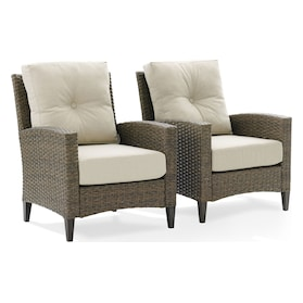 Huron Set of 2 Outdoor Chairs