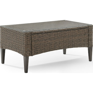 Huron Outdoor Coffee Table