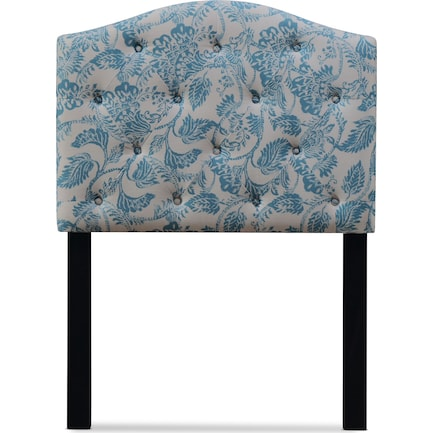 Iris Twin Upholstered Headboard