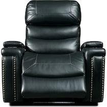 jackson black power recliner