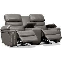 jackson gray  pc manual reclining living room