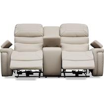 jackson white  pc power reclining living room