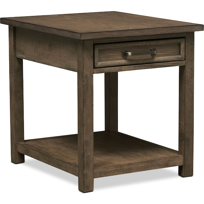 Accent and Occasional Furniture - Jacob End Table