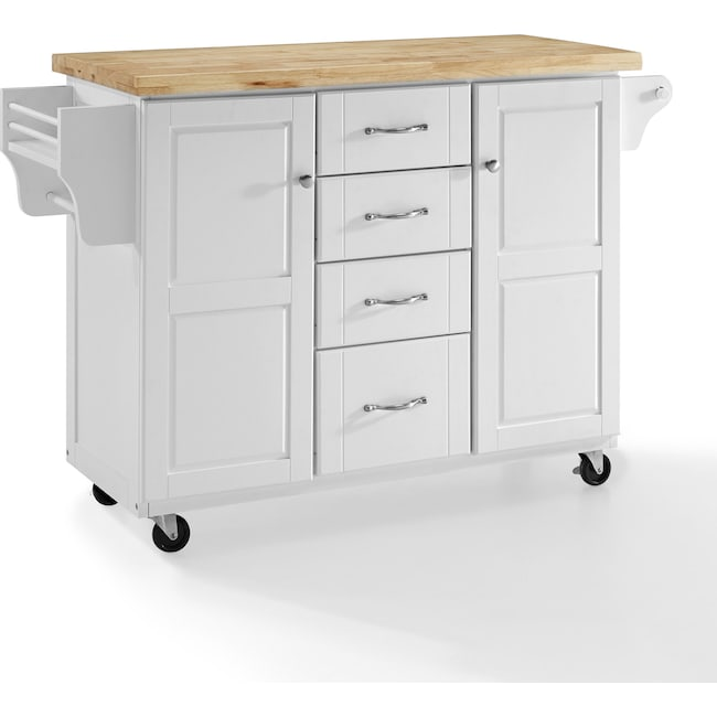 Dining Room Furniture - Jake Kitchen Cart