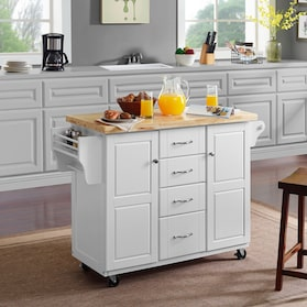 Jake Kitchen Cart