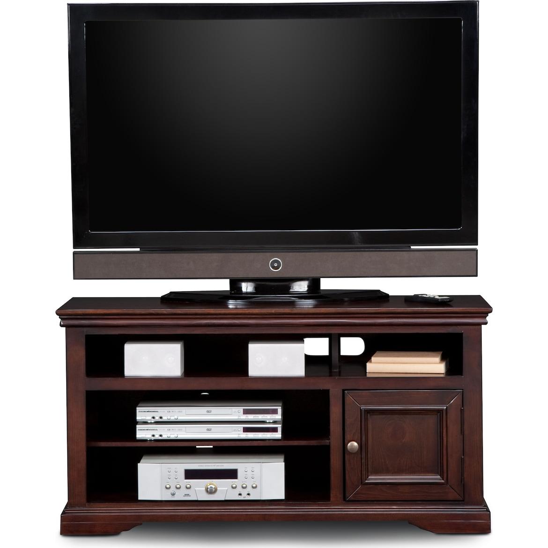 Jenson 50 Tv Stand Pine: American Signature Furniture