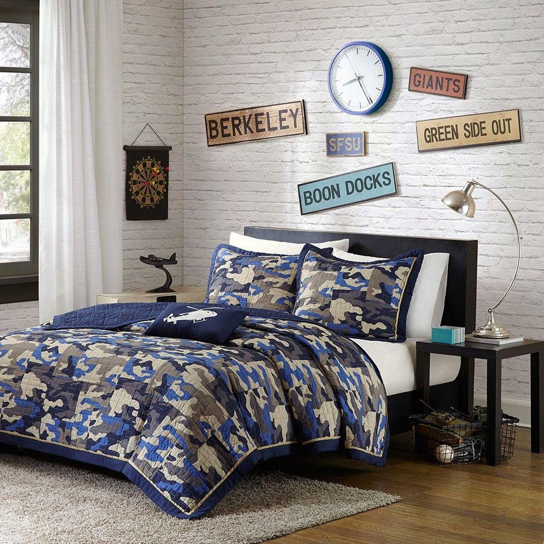 Accent and Occasional Furniture - Josh Bedding Set
