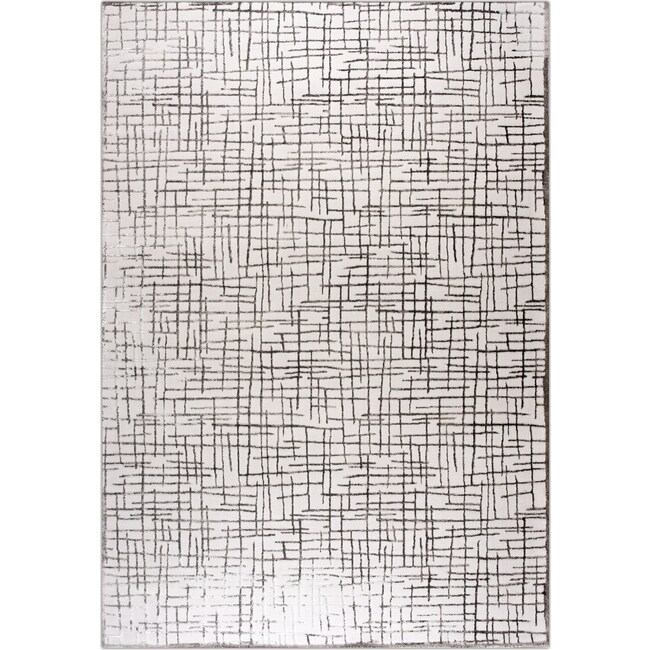Rugs - Karn Area Rug - Gray