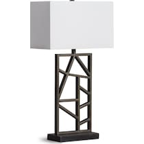 kingswood multicolor table lamp