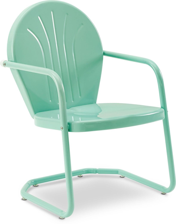 Outdoor Furniture - Kona Outdoor Chair