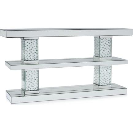 Krystal Sofa Table