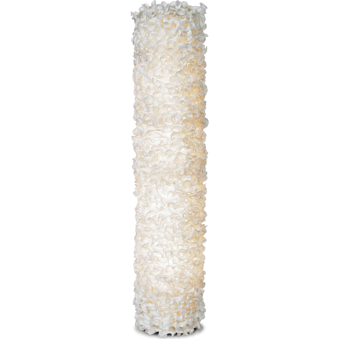 Lace Tower Floor Lamp American