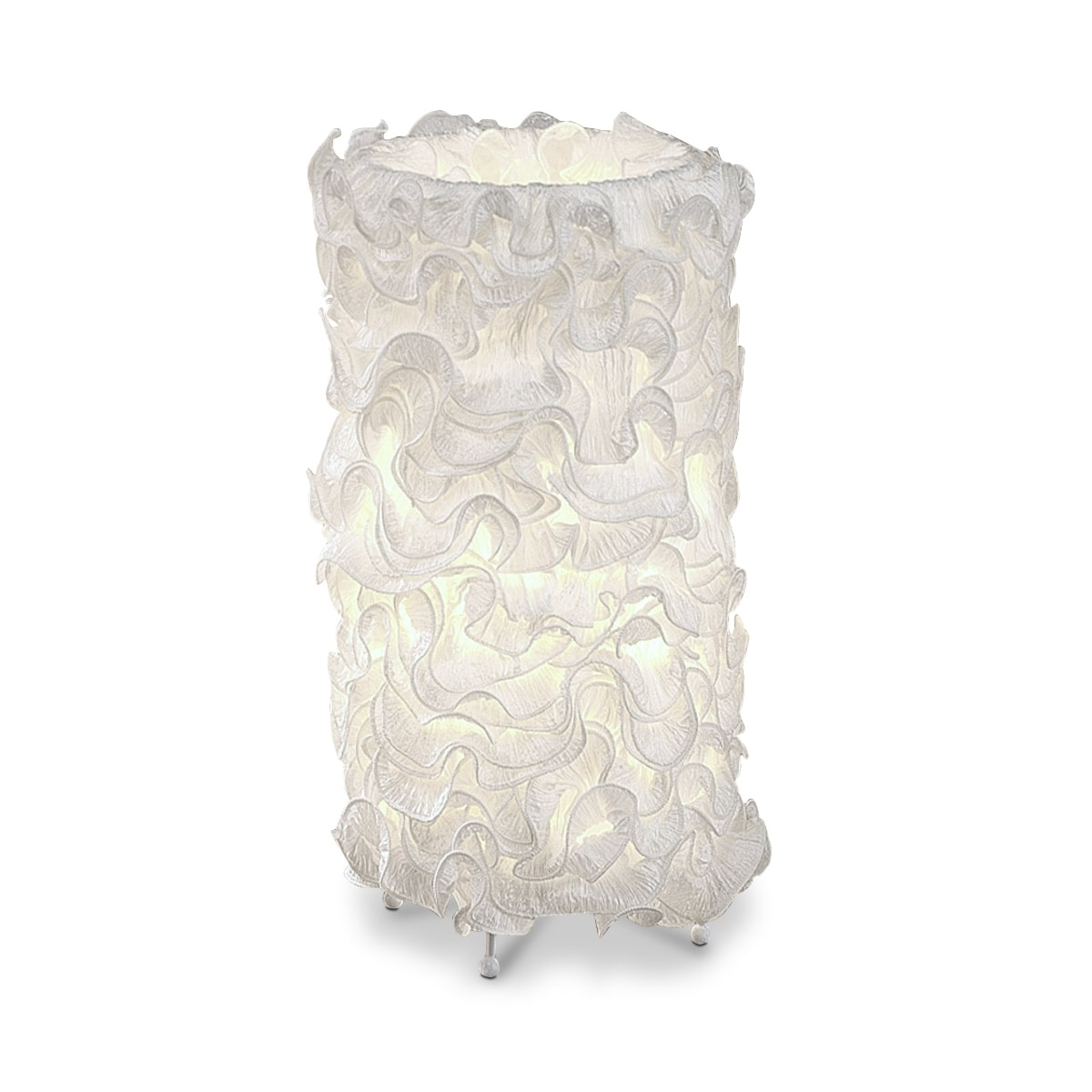 Home Accessories - Lace Tower Table Lamp