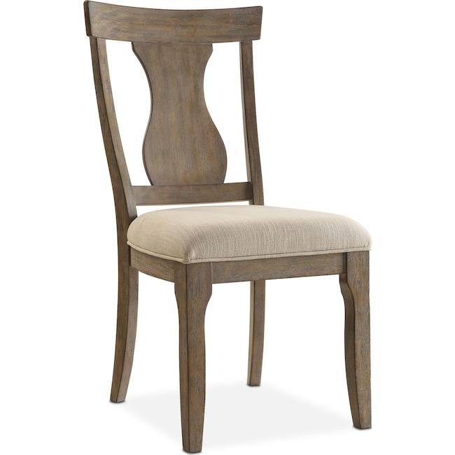 Dining Room Furniture - Lancaster Splat Back Dining Chair