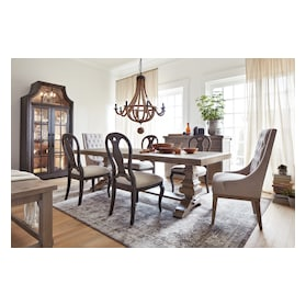 """Lancaster 82"""" Dining Table"""