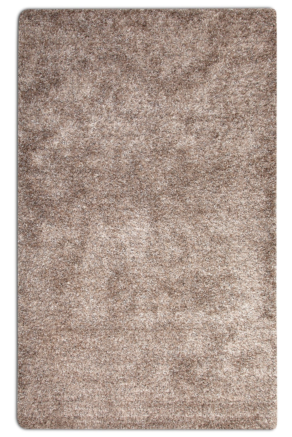 Rugs - Lifestyle Shag Area Rug - Gray