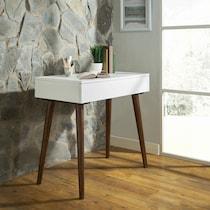 lorain white desk