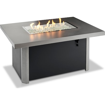 Lowell Gas Fire Table