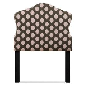 Marie Twin Upholstered Headboard