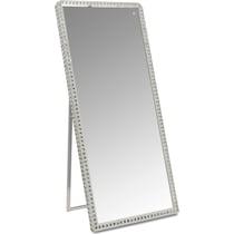 marilyn gray floor mirror