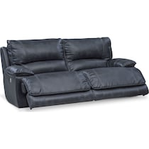 mario power blue  pc power reclining sofa