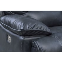mario power blue power recliner