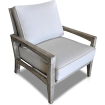 marshall gray outdoor chair