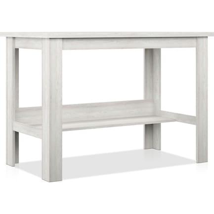 Mavis Desk - White Oak