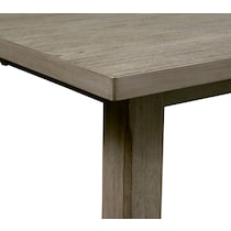 maxton gray counter height table