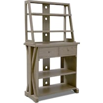 maxton gray media hutch