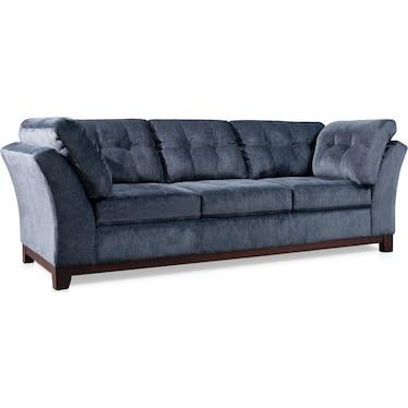 Melrose Sofa - Indigo